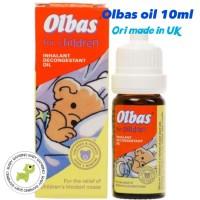 Olbas Oil & Olbas for children
