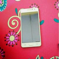 Samsung Galaxy Grand Prime Putih Bekas