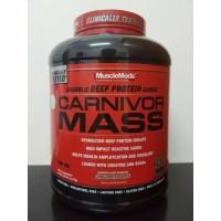 Carnivor Mass Musclemeds 6 Lbs ( CarnivorMass Carnimass 5,99 lbs )