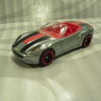 FERRARI CALIFORNIA Silver (Hot Wheels) LOOSE