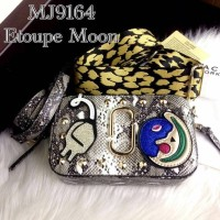 Marc Jacobs Snapshot feat Julia Camera Bag - Etoupe Moon - MJ9164
