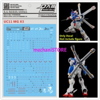 Water Decal MG Crossbone Gundam X-3 by DL MODEL