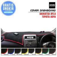 harga Cover Dashboard Agya + Antislip Pada Airbags Tokopedia.com