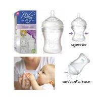 Nuby Softflex Silicone Bottle 150ml