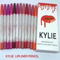KY LIPCIL - Waterproof Matte Lipliner Pencil Kylie Like True Lips