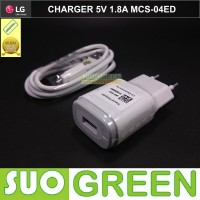 Jual [Original100%] Charger LG MCS-04ED 1.8A for LG G2, Google Nexus 5, etc Murah