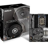ASRock X399 Taichi (AMD TR4, X399, DDR4) Support AMD Threadripper