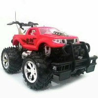 RC Mobil Bigfoot Max Jeep ,Skala 1:24 ,Baterai Charge ,Murah