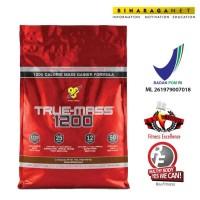 True Mass BSN 10Lb Coklat/ Meningkatkan berat badan dan massa otot