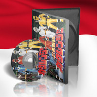 DVD Film Ninja Sentai Kakuranger Subtitle Indonesia