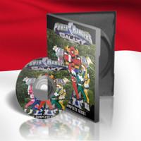 DVD Film Power Rangers Lost Galaxy