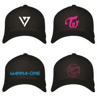 Topi Trucker Kpop Korea Seventeen Exo BTS SNSD Twice Got7 Wanna One