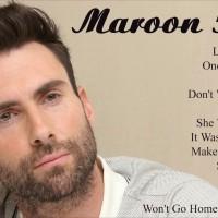 Best of Maroon 5 Songs 2017 Playlist Lagu