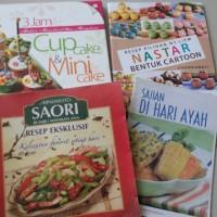 Harga paket buku resep makanan dan | WIKIPRICE INDONESIA