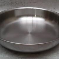 BIMA KITCHEN PLATE STAINLESS / PIRING DAPUR UK 20CM - BP0113320NP