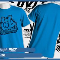 SANGAT MURAH Kaos T shirt Thailook Street Drag Bike Party Simple Edit