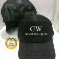 Topi Trucker DW Daniel Wellington - Reove Store