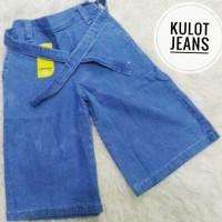 Jual Celana Kulot Jeans Anak Perempuan Murah