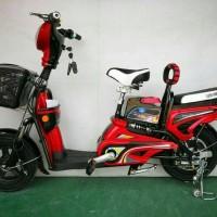 Harga sepeda listrik murah erath | Pembandingharga.com
