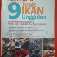 usaha pembibitan 9 jenis ikan unggulan (inarita pratiwi S.Pi)