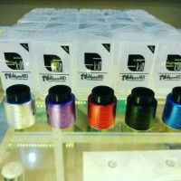 RDA SKIIL 24MM HIGH QUALITY CLONE(SETARA SXK)TWISSTED MESSES MD