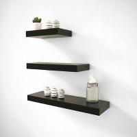Jual Floating Shelves Set isi 3 pcs (40,30,20)x10 Murah