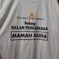 KAOS MAMAH MUDA