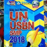 BUKU SOAL & PREDIKSI UN/USBN SMP 2018