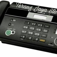 Mesin Fax Panasonic KX-FT987CX (Hitam) Mesin Fax Thermal KX-FT987