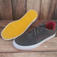 ORIGINAL PUMA RBR WINGS VULC Sepatu Sneakers Pria - Abu