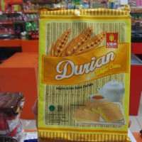 UBM WAFER CREAM 260GR DURIAN / WAFER RASA DUREN