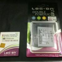 Batre Mito Fantasy One A360 3G Fantasy 1 Baterai Log-on Double IC