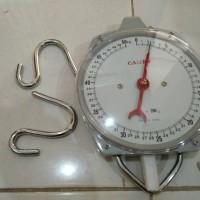 Timbangan Camry gantung 25 50 100 kg