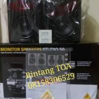 Behringer Studio 50USB speaker monitor ORIGINAL