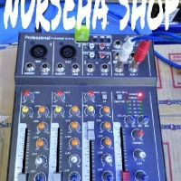 Harga mixer audio 4 channel atl f4 | Hargalu.com