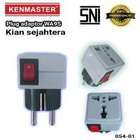 Plug Adaptor kenmaster SNI plug adaptor WA9S