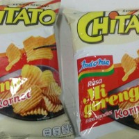 Chitato New Rasa Indomie Mie Goreng With Kornet