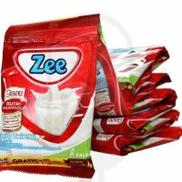 Promo Susu Zee Coklat dan Vanila Beli 10 sachet GRATIS 1 sachet