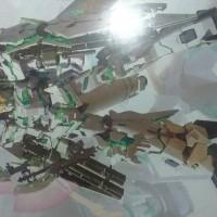 mg unicorn full armor psycho frame