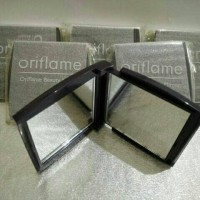 Beauty Mirror/ Cermin/ Kosmetik Murah 2 sisi/ Cermin Oriflame