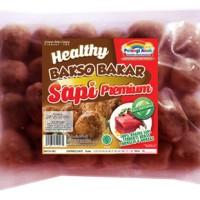 bakso sapi bakar saos barbeque