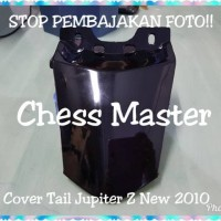 harga Pet Stop Belakang/cover Tail Yamaha Jupiter Z New 2010 (robot) Tokopedia.com