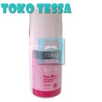 WARDAH ROLL ON FOR HER DEOODORANT - TOKO TESSA