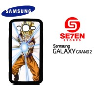 Casing HP Samsung Grand 2 Dragon Ball Z GOKU Custom Hardcase