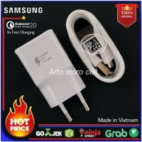 Charger Samsung Galaxy S7 S7 EDGE S7 FLAT ORIGINAL 100% Fast Charging