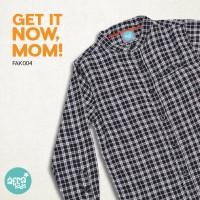 Baju Koko Anak Afrakids AFRA - FAK004 (L) - Baju Muslim Anak