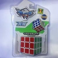 Rubik 3x3 Yoyo + Rubik 3x3 Mini SNI
