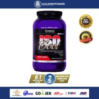UN Ultimate Nutrition Iso Cool 2lbs Isocool Whey Protein 2 Lbs / 2lb