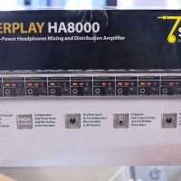 Behringer HA8000 8 Channel Headphone Distribution