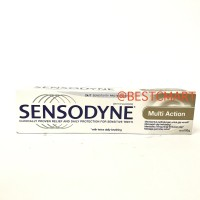 Harga pasta gigi sensodyne multi action 100 | Pembandingharga.com